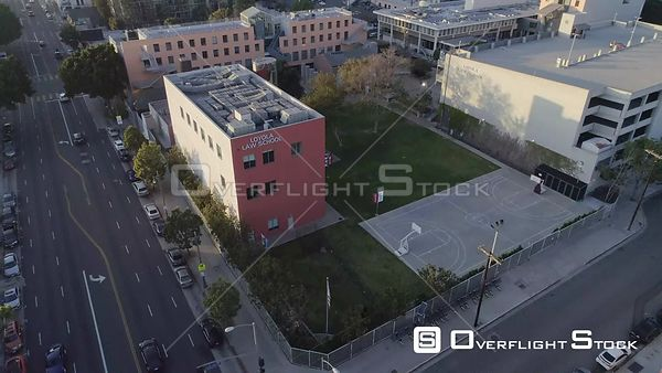 Loyola Law School Downtown Los Angeles California