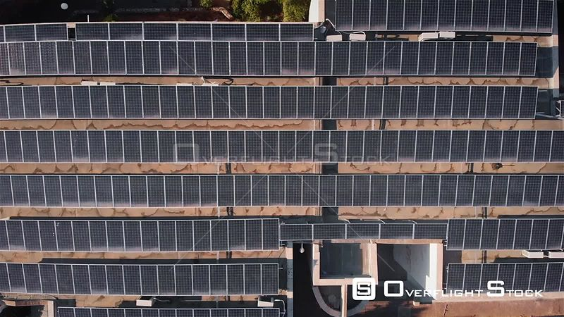 Solar Panels on buildings Israel