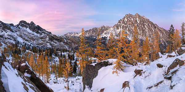 Twilight's Reward - 24 x 48 Metal Print