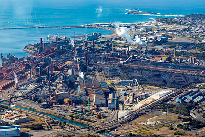 Bluescope Steelworks, Port Kembla