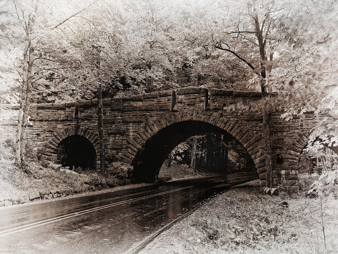 LS-16_Arched Stone Bridge II
