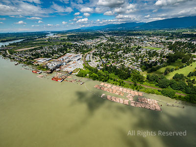 Hammond Sawmill Maple Ridge BC