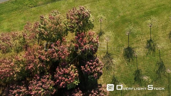 Perinton Park Fairport New York  Drone View