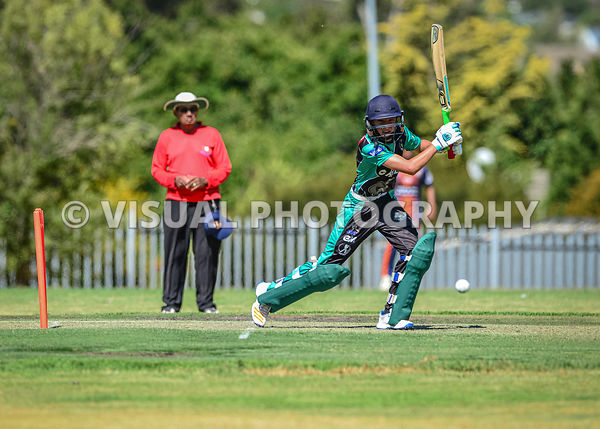 Outlaws West Coast -Vs-Knysna Falcons  - Durbanville Cricket Club .