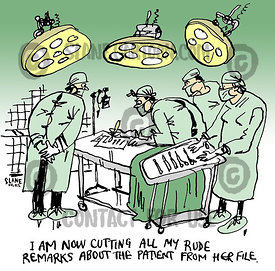 Doctoring Patient File