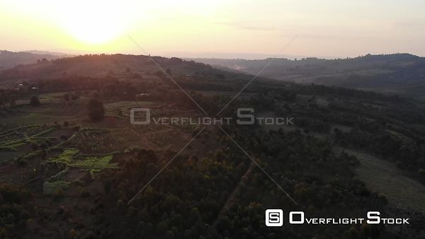 Drone Video Burundi East Africa