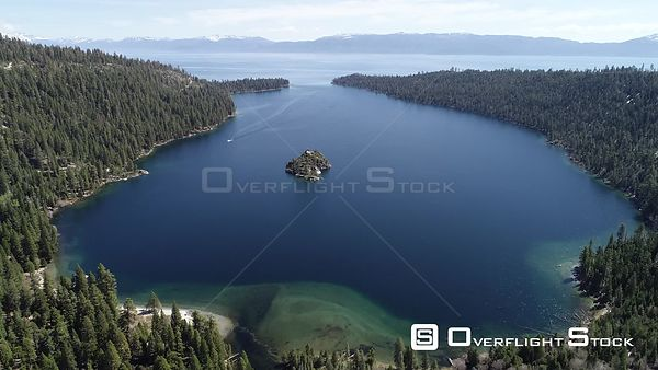 Lake Tahoe Emerald Bay California