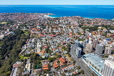 Woollahra to Bondi Beach