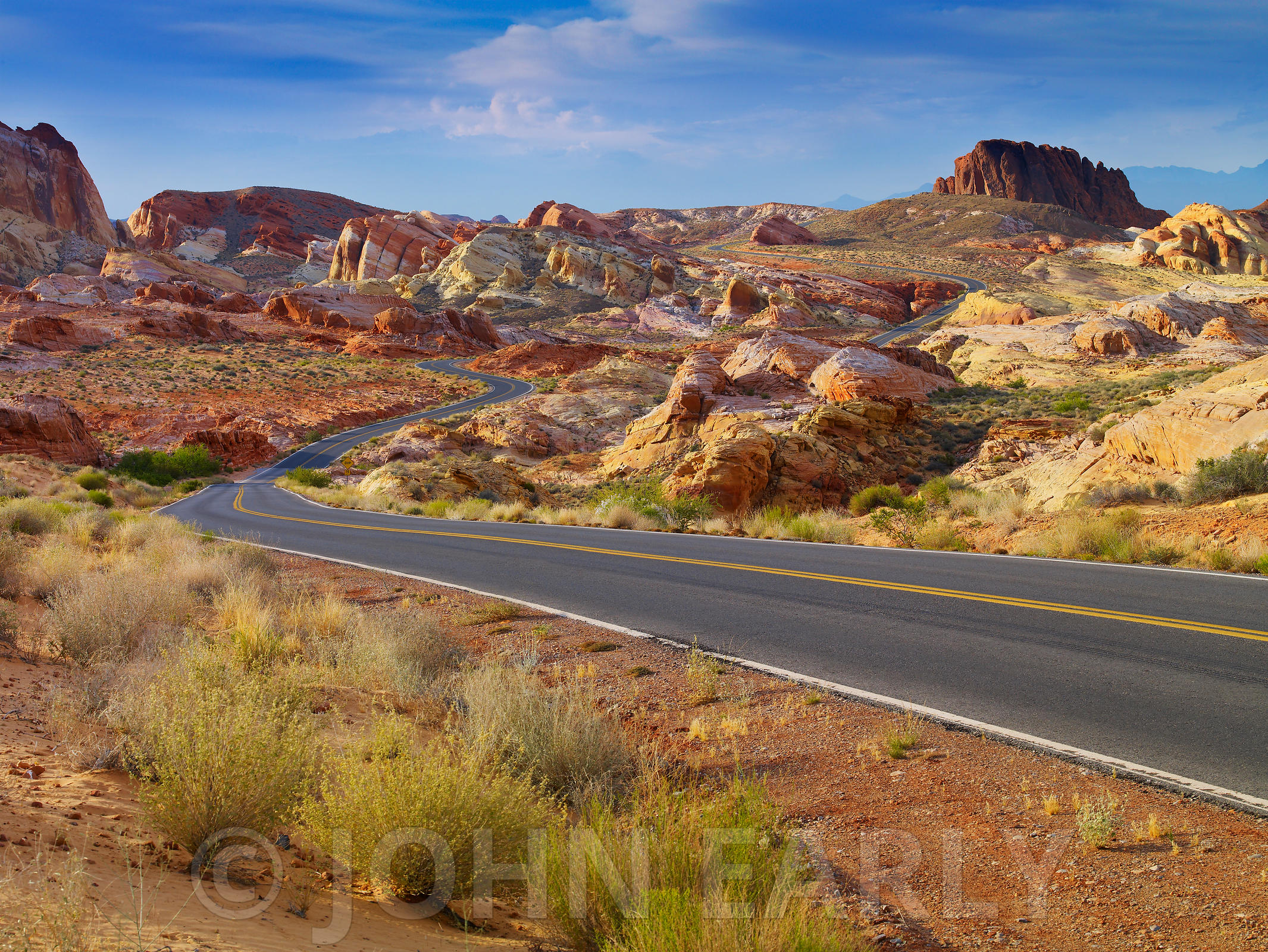 Valley of Fire Road #6