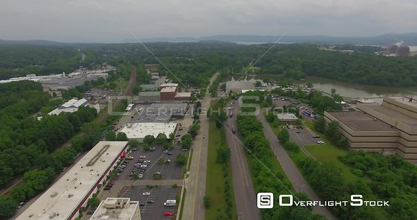 Town of Peekskill Westchester County New York Drone Video