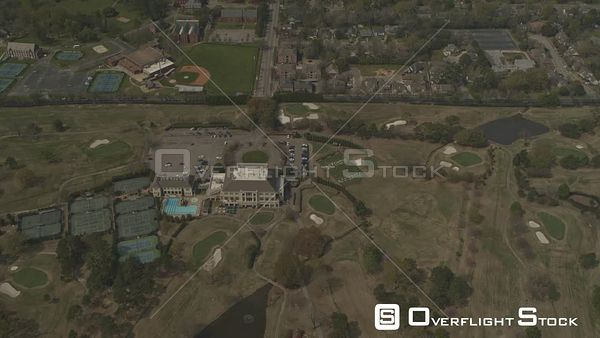 Montgomery Alabama tilt up reveal from cloverdale country club to gun island chute and the state university campus inbetween ...