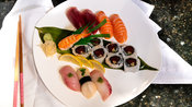 Mr._Sushi_Regular_with_Spicy_Tuna_Roll