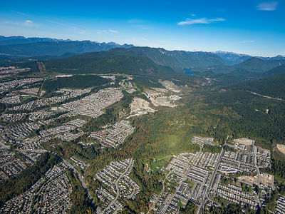 Burke Mountain Port Coquitlam