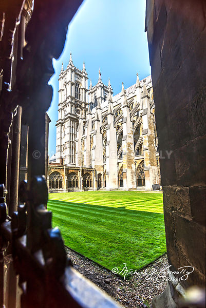 Westminster Abbey (Vertical)