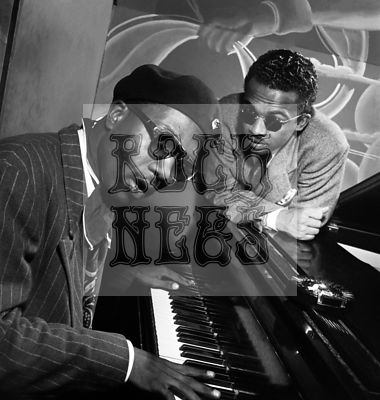 Thelonious Monk and Howard McGhee at Minton's Playhouse
