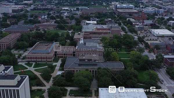 Campus of the University of Nebraska, Lincoln, Nebraska, USA