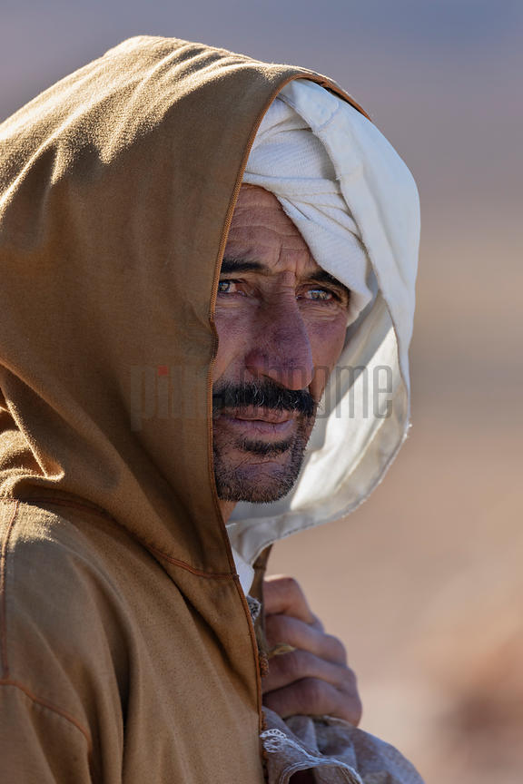 Portrait of a Berber