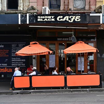 Short Black Cafe, Richmond, Australia.