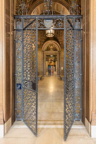 Detroit_Public_Library_Door