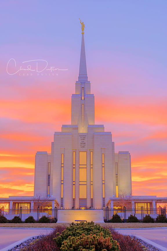Oquirrh Mountain Temple III