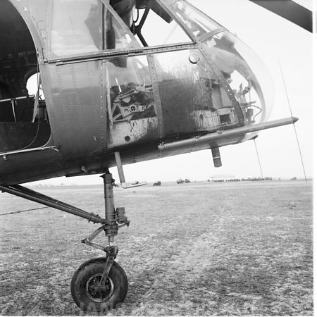 Blood in the cockpit. US Army combat aviation operations in Viet Nam