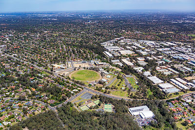 Castle Hill Showground to Parramatta