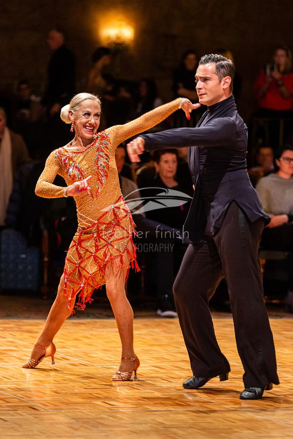 Pro/Student Masters Over 35 3 Dance Latin