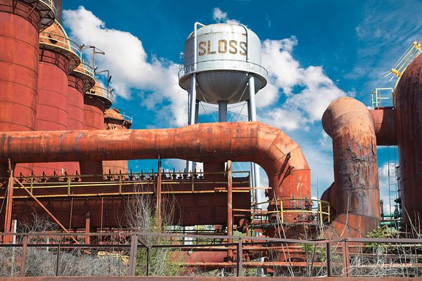 Sloss_Furnaces_Water_Tower