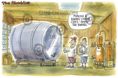 Barrel Cooker