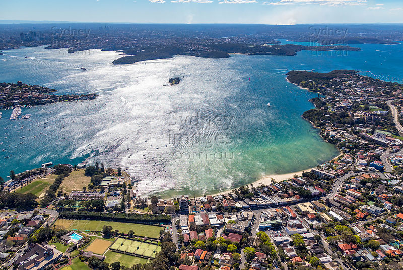 Rose Bay and Vaucluse