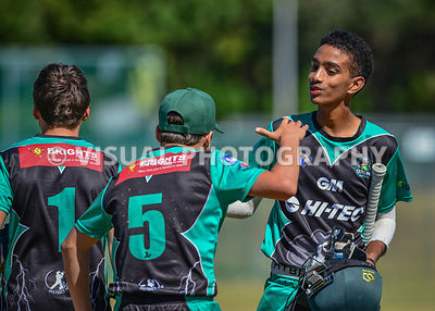 Under 15 Outlaws West Coast Vs Knysna Falcons