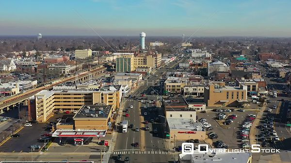 Drone Video Rockville Centre Long Island New York