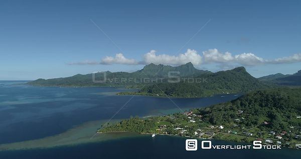 East Raiatea Island French Polynesia