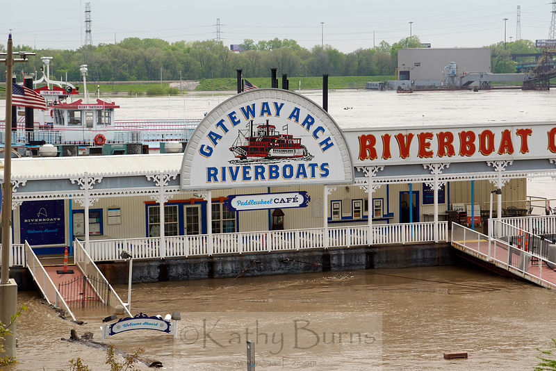 Mississippi River Flooding, May 2019