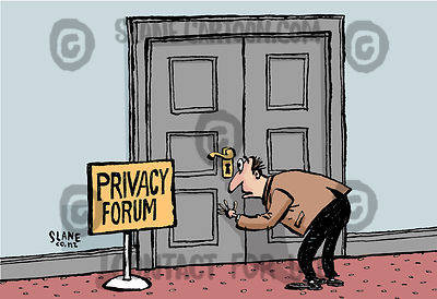 Peeping into Privacy Forum