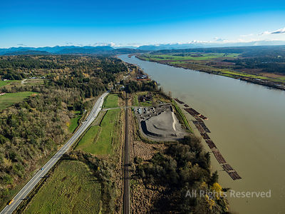 Fraser River Maple Ridge