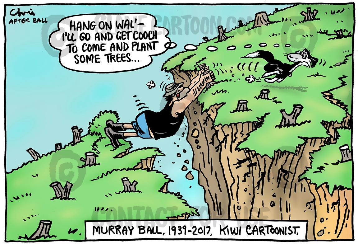 Murray Ball RIP