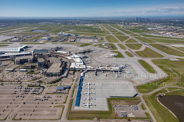 Main Terminal, Calgary International Airport