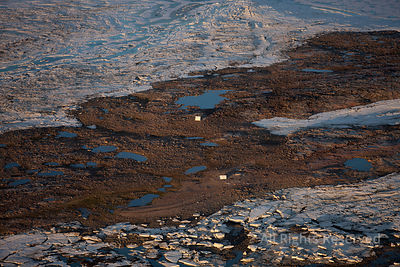 Near Arctic Village of Repulse Bay Nunavut Canada