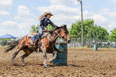 Mandan Horse & Saddle Club Rodeo 6-9-19