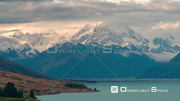 Mount Cook Timelapse New Zealand