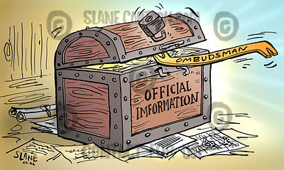 Treasure Chest of Official Information