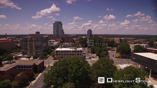 Drone Video Durham North Carolina