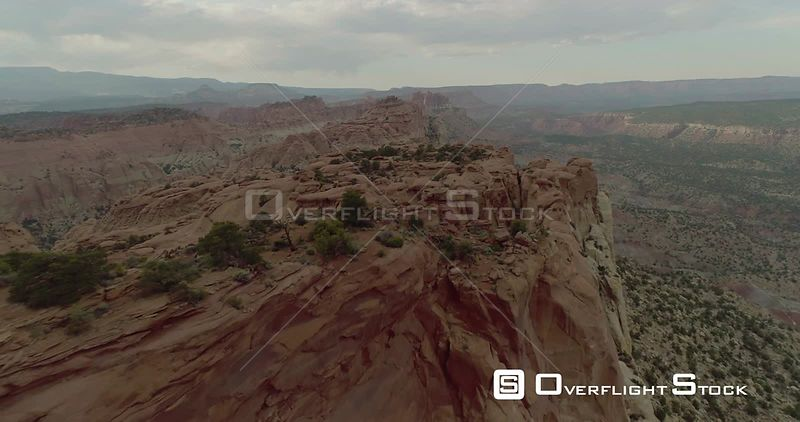 Grand StaircaseEscalante National Monument Drone Video Utah USA