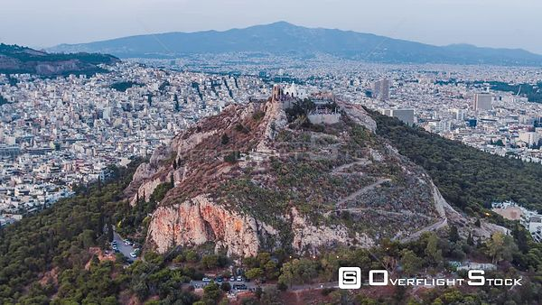 Drone Video Athens Greece