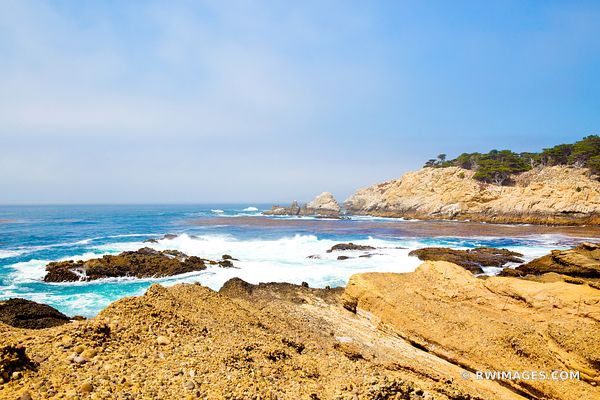 POINT LOBOS STATE NATURAL RESERVE PARK CALIFORNIA