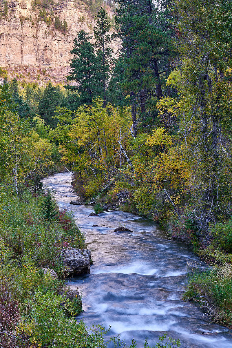 Spearfish_Creek_Sunrise