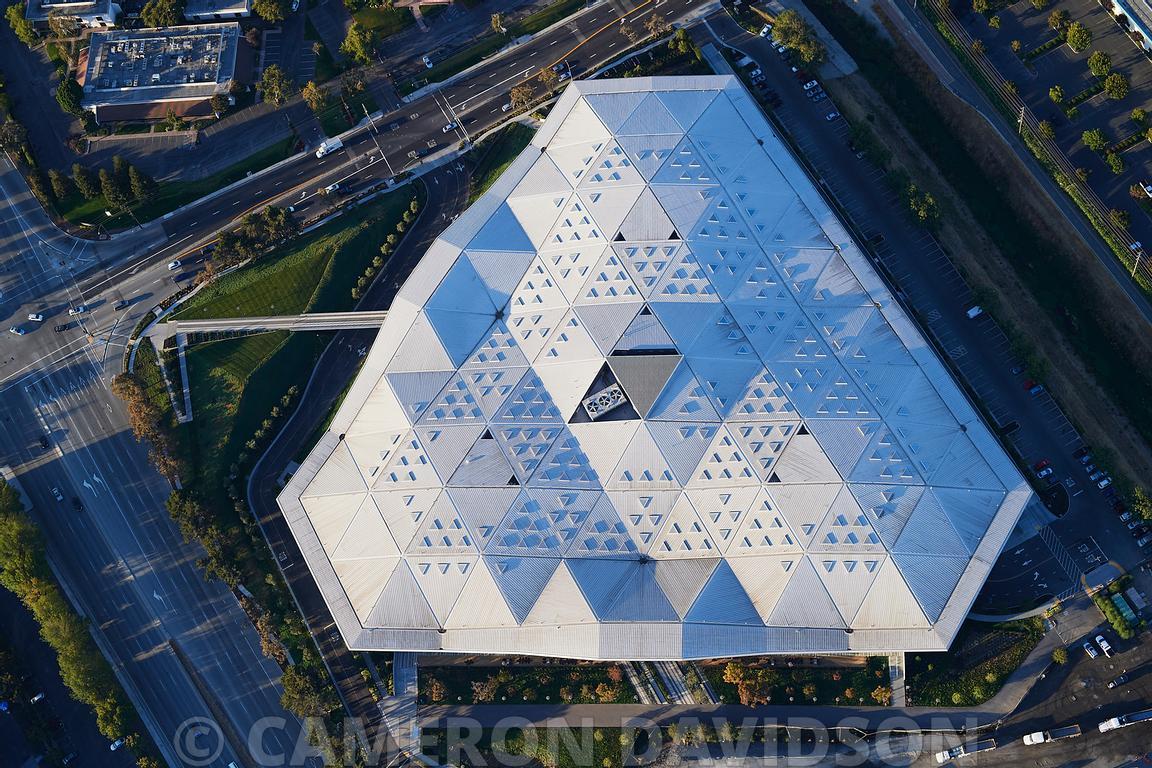 Nvidia Corporate Headquarters