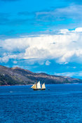 Sailing Scotland's Coast