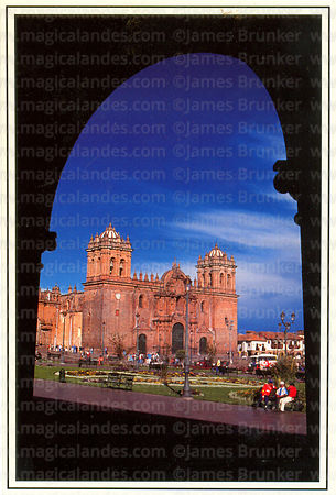 #16 Cathedral and Plaza de Armas, Cusco